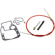 Shift Cable Kit Assembly For Omc Cobra Sterndrive 986654 987661