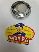 Gas Cap For 30s 40s And 50s Mopar Cars And Truck Plymouth Dodge Desoto Chrysler