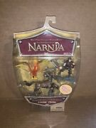 Narnia The Lion, Witch And The Wardrobe Orcius Army Action Figures Moc
