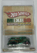 Hot Wheels 2009 Convention Deco Delivery 4246/5000 Mexico Special Edition New