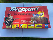 Tin Can Alley Chuck Connors Pepsi Vintage Shooting Game
