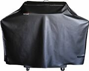 52 Heavy Duty Waterproof Gas Grill Cover Fits Weber Char Broil Coleman Black