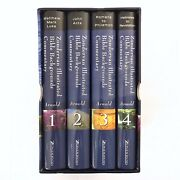 Illustrated Bible Backgrounds Commentary 4 Volume Set Epistle Theology Zondervan