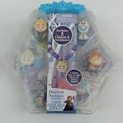 Disney Frozen 2 Necklace Activity Set Best Gift For Girls For Ages 3 And Up