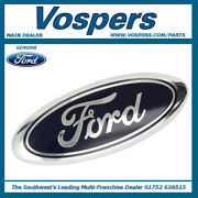 Genuine Ford Focus 2011 - 2019 Rear Tailgate Boot Badge. Brand New 2086510