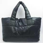 Tote Mm Coco Mark Cc Reversible Cocococoon A47107 Women And039s Bag _29944