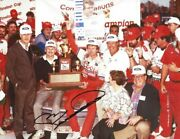 Autographed 1988 Bill Elliott 9 Coors Winston Cup Champion Signed 9x11 Photo