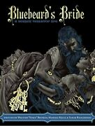 Bluebeardand039s Bride Core Rulebook Horror Tabletop Rpg Roleplaying Magpie Games