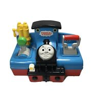 Thomas The Train Table Top Toy For Babies And Toddlers 2001 Working