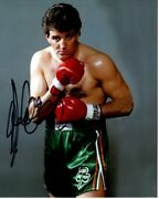 Gerry Cooney Signed Autographed Boxing Photo