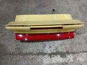 Porsche 996 Turbo C4s Rear Deck Lid With Fixed Spoiler - Aftermarket 01 - 05