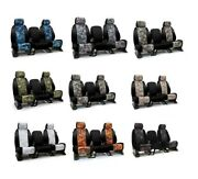 Coverking Neosupreme Kryptek Custom Tailored Seat Covers For Cadillac Escalade