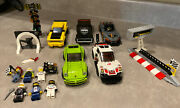Lego Speed Champions Lot 75892 75888 75893-incomplete