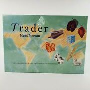 Trader Mees Pierson Commodity Financing Board Game 2-4 Players Rare Sealed New