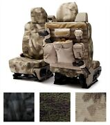Coverking A-tacs Tactical Custom Tailored Seat Covers For Lincoln Town Car