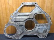 Ford Mustang 289 302 C4 Auto D8de-ca A Block Inspection Plate Transmission V8 C4