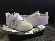 Ds Uv Color Changing Nike Air Force 1 And03907 Lx White Blue Purple Tiktok 6.5-11.5w