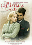 The Christmas Card Dvd 2007 / Factory Sealed / Usa Format / Ntsc