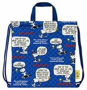 Snoopy Quilted Bag Purse Hand Strap Skate