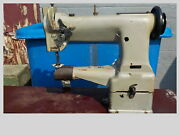 Industrial Sewing Machine Model Consew 227 Walking Foot Cylinder Leather