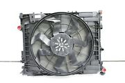 2020 2021 Mercedes Benz X167 Gle350 Gle450 Front Radiator And Fan Assembly Oem
