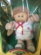 1985 Cabbage Patch Kids Doll New In Original Box, Coleco 3900. Osgood Calvin