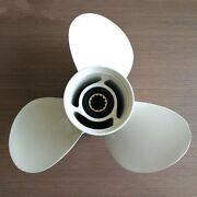 Solarmarine 40-50hp Outboard Propeller 11 1/8 X 13-g For Yamaha 40-60hp 69w