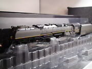 Ho-broadway Limited 4983 Up Challenger 4-6-6-4, 39782, Oil Tender Two-tone