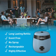 Thermacell Rechargeable Mosquito Repeller Blue