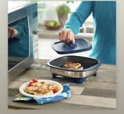 Tupperware Micropro Grill Micro Pro Series To Use In Microwave New In Box