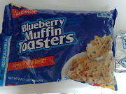 Malt O Meal Blueberry Muffin Toasters Cereal 31 Oz. Bag Unopened Tops