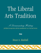 Kimball Bruce A-liberal Arts Tradition Book Neuf