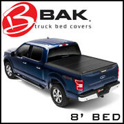 Bak Bakflip G2 Hard Folding Tonneau Bed Cover Fits 2015-2020 Ford F-150 8and039