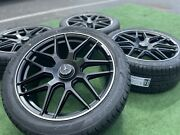 Mercedes Benz G550 G63 G Wagon Wheels Tires Oe Style Fast Shipping