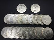 1971-s Eisenhower Bu Roll Of 20, 40 Silver Coins