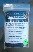Zenith Trans-oceanic Filt-r-pak 5+ Filter Replacement Kit - Everything Included