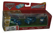 Disney Cars Movie Spare O Mint No. 93, Chief And Pitty Die-cast Toy Car 3-car Gif