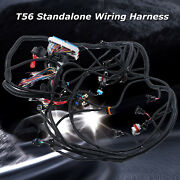 For 1997-06 T56 Ls1 Fuel Injectorandtransmission Engine Standalone Wiring Harness