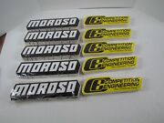 1000 Nos Decals- 500 Moroso And 500 Competition Engineering Racing Decals Stickers