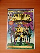 Astonishing Tales 29 Featuring 1st Guardians Of The Galaxy Fine  1975