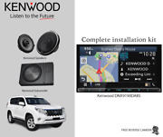 Dnx9190dabs Speakers And Subwoofer Package For Toyota Prado 2013-2017 150 Series