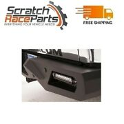 Fab Fours Vengeance Series Rear Bumpers Ff15-e3251-1 Fits 15-18 Ford F-150