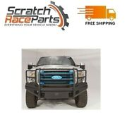 Fab Fours Fits Ford F-250/350/450/550 Sd 08-10 Vengeance Series Rear Bumpers