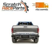 Fab Fours Vengeance Series Rear Bumpers Ff17-e4351-1 Fits 17-18 Ford F-150