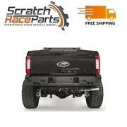 Fab Fours Rear Bumpers Fs17-w4151-1 Fits 17-18 Ford F-250/350 Sd