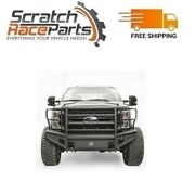 Fab Fours Replacement Bumper Fs17-q4160-1 Fits 17-18 Ford F-250/350 Sd