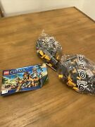 Lego Legends Of Chima The Lion Chi Temple 70010 Incomplete
