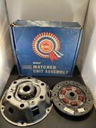 Mg Tc Early Td 7 1/4andrdquo Nos Clutch And Pressure Plate