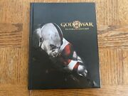 God Of War Iii Ultimate Edition Guide, Bradygames, Hardcover, Near Mint