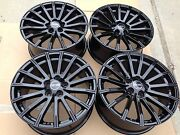 19 New Special Black Oem Original Made In Germany Range Rover Style5 Wheels